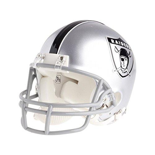 Caseys Verteilen 9585597722 Oakland Raiders 1963 R-ckfall Replica Helm mit Mini Z2B Face Mask