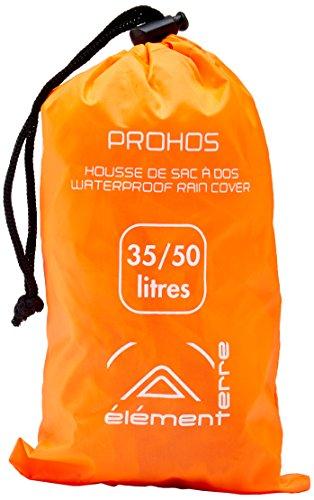ELEMENTERRE prohos – Sac à dos avec capacité 10/15L, couleur BLEU, Taille 10/15 L, PROHOS, orange, 35/50 litros