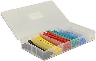 Delock Heat Shrink Tubing Assortment 100 Pieces Coloured Box