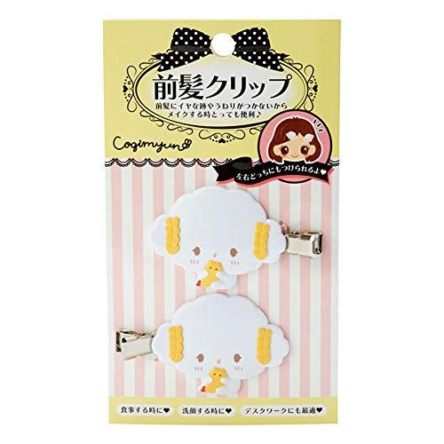 Sanrio S-315834 Sawyun Bangs Clip Approx. 1.8 x 0.4 x 1.4 inches (4.5 x 1 x 3.5 cm), PP