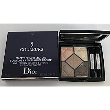 Dior 5 Colours high fidelity colours & effects eyeshadow palette 647 024.oz …