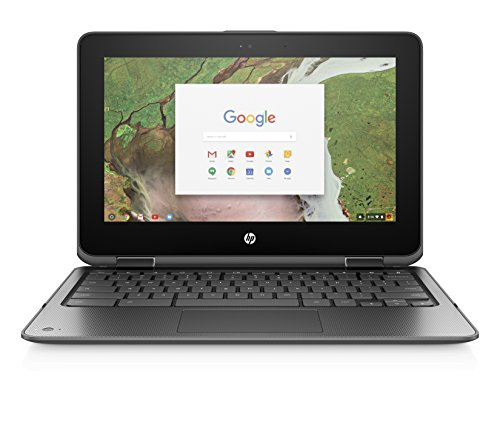 Laptop convertible HP Chromebook x360 de 11 pulgadas, Intel ...