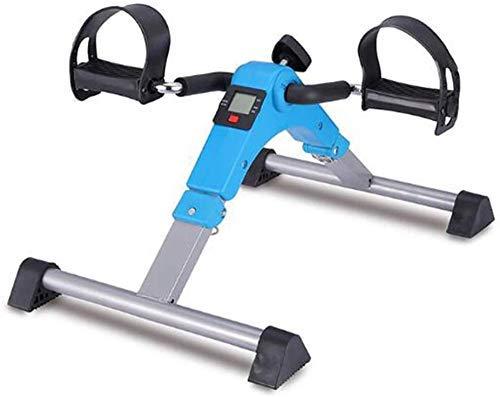 ZHANGKANG Pedal Trainer Medical Kalb for Bein- und Knierettung Übung mit LCD-Monitor-Kreislauftraining Fitness Körpergewichtsverlust Muskeltraining