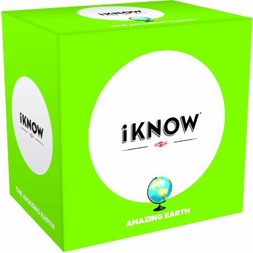 iKNOW Amazing Earth Trivia Game by Tactic USA Inc.