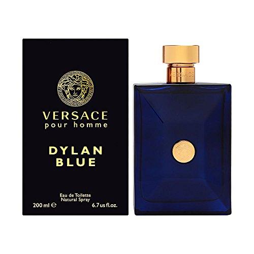 Versace Dylan Blue Eau De Toilette 200 ml
