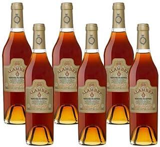 Alambre Moscatel 30 Years 500ml - Dessertwein - 6 Flaschen