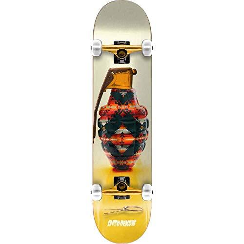 Speed Demon Skateboard, 19,7 cm, Snazzy Factory