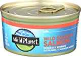 Wild Planet Wild Sockeye Salmon, 6 oz