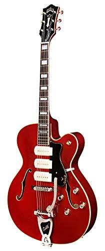 Guild X-350 Stratford w/Vibrato - Guitarra eléctrica (incluye estuche)