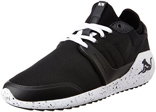 drunknmunky scarpe uomo Drunknmunky sneaker Miami Iron 130 Black nr.42