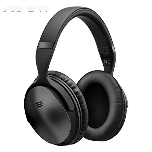 JXILY Noise Cancelling Bluetooth Headphones with Microphone Over-Ear...