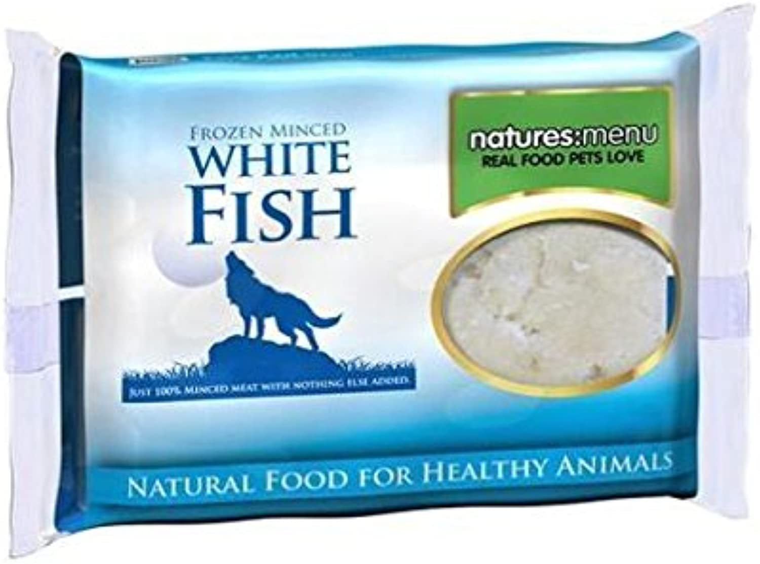 Anglian Meat Products White Fish, 400g