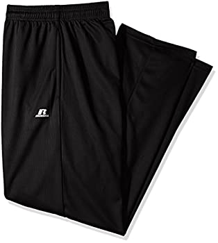 Russell Athletic Men s Big and Tall Dri-Power Pant Black 4X