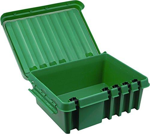 Dribox Wetterfeste Box Anschlußkasten für elektrische Geräte und Kabeln, IP55, Schwarz/Grün, FL-1859-330G