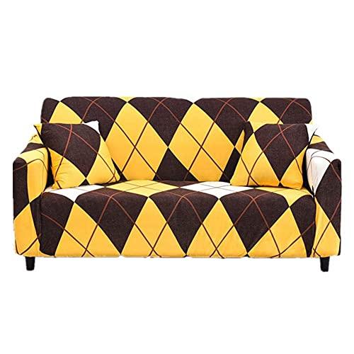 JXJ Fundas de sofá Fundas de sofá Fundas de sofá mágicas Fundas de sofá para Perros Fundas de Silla para sillones Funda de sofá Fundas de sofá de Terciopelo triturado Funda de cojín de sofá 90-1