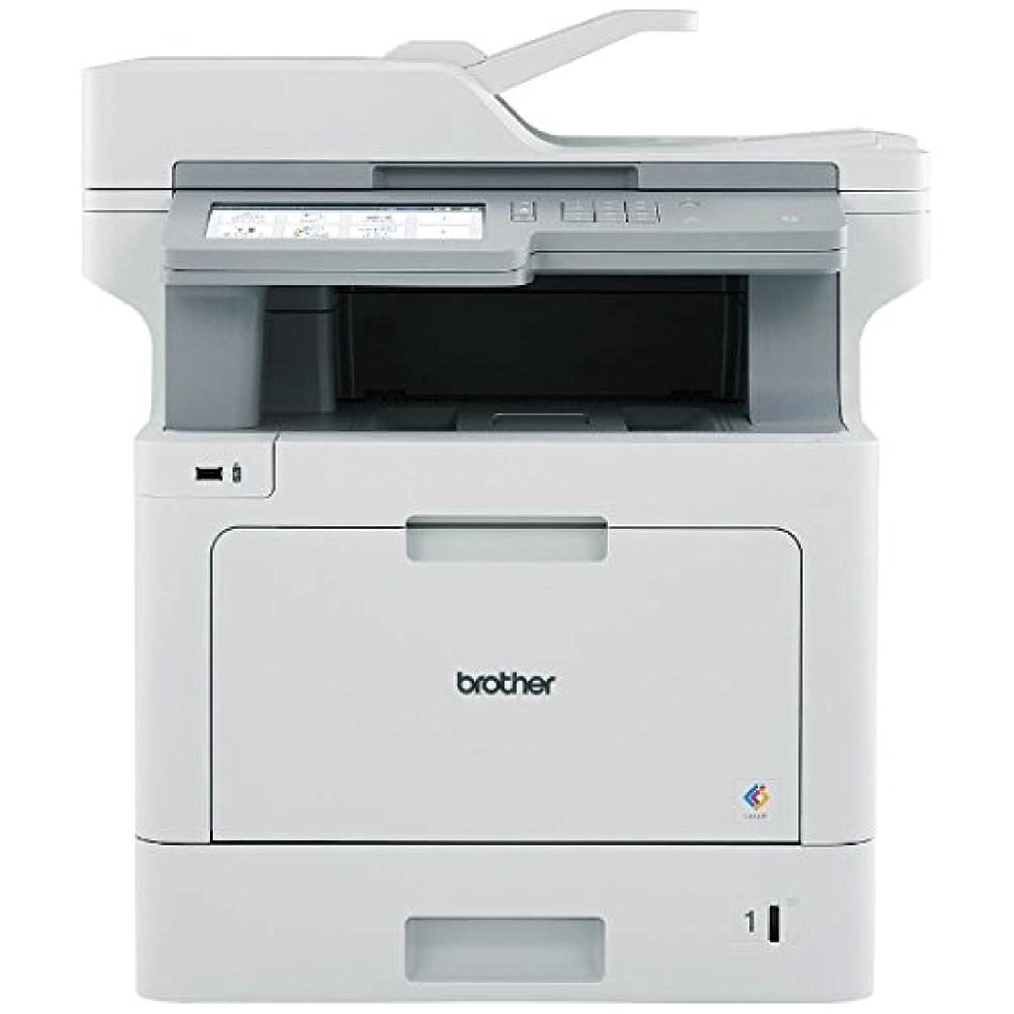 違うキロメートル潜在的なbrother A4カラーレーザー複合機 MFC-L9570CDW/FAX/31PPM/両面印刷?同時スキャン/有線?無線LAN/ADF
