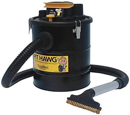 Dustless Pit-Hawg Ash-Vacuum