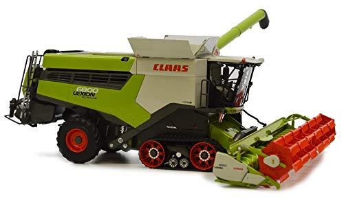 CLAAS Lexion 6800 Terra Trac...