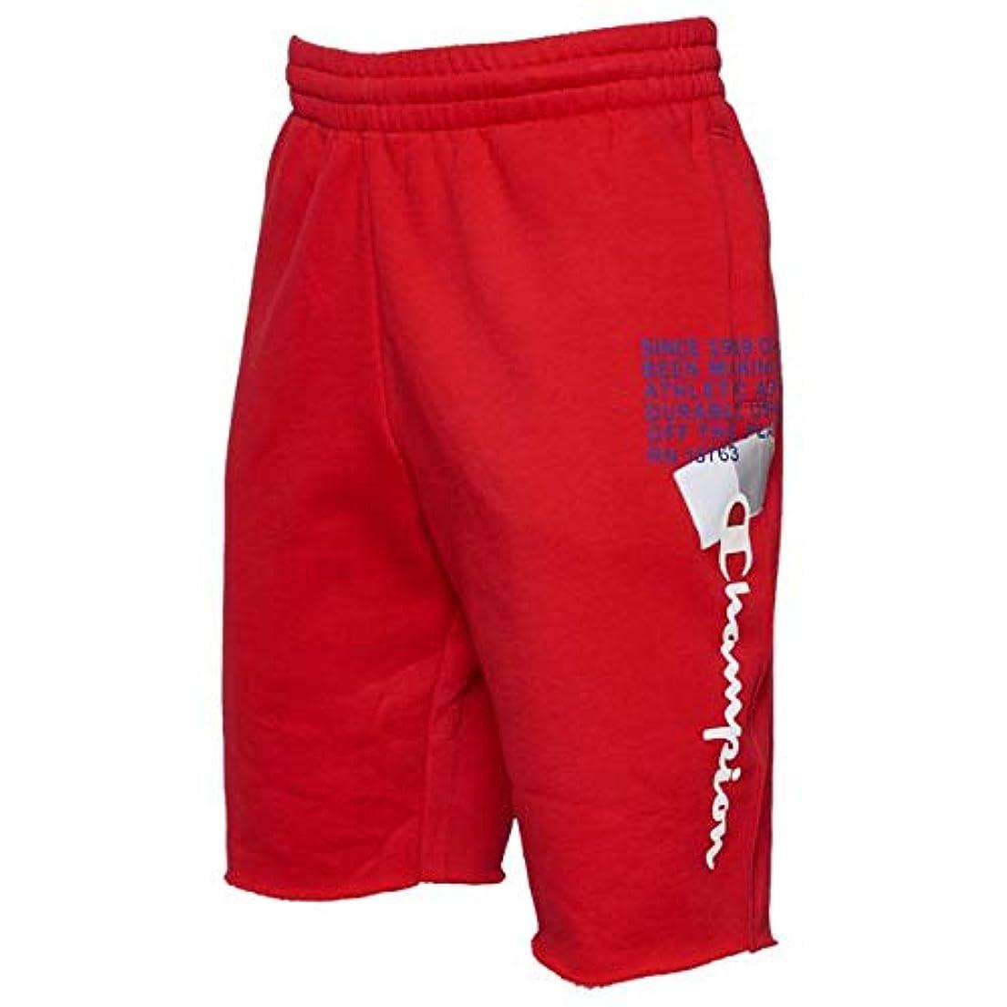 スプレー磨かれたうなる(チャンピオン)Champion Super Fleece 2.0 BTL Shorts メンズ ショーツ [並行輸入品]