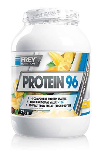 FREY Nutrition PROTEIN 96 (Vanille, 750 g)
