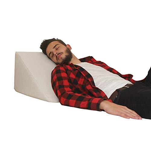 Almohada en forma de cuña