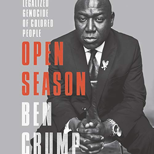 Open Season audiobook cover art