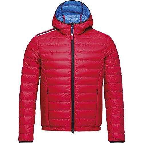 Rossignol Verglas Hood Skijacke, Herren, Rot, XL