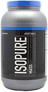 Isopure Mass Dutch Chocolate 7 Pounds/ポンド