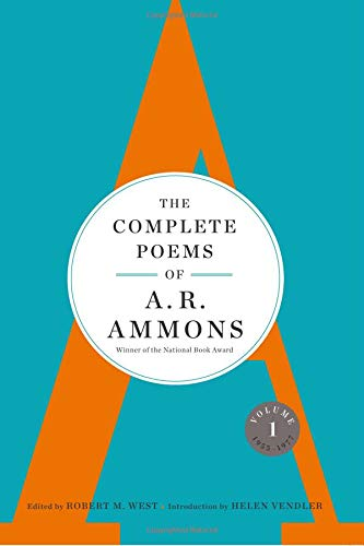 Image of The Complete Poems of A. R. Ammons: Volume 1 1955-1977