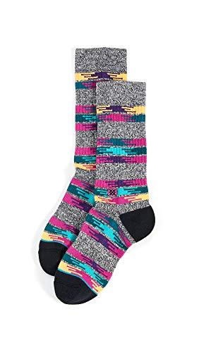 Stance Jackee Socken Chaussettes Homme, Gris, L