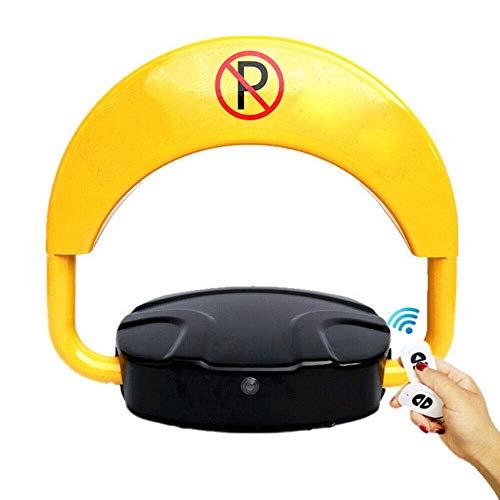 Bloqueo automático de aparcamiento con mando a distancia, para postes de aparcamiento de aparcamiento, anti robos, 180°, anticolisión con mando a distancia