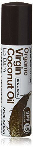Dr Organic Coconut Oil Lip Balm - Balsamo Labbra 5,7 ml