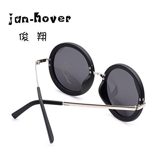BM Retro - Kreis Fahren, Sonnenbrille, Sonnenbrille, Klassische männer und Frauen, Mode - Liebhaber, Sonnenbrille,Leopard