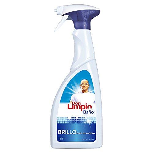 Don Limpio Reinigungsspray für das Badezimmer, 469 ml