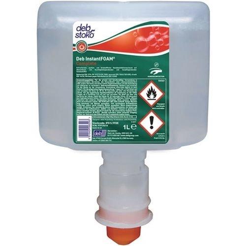 Schiuma di mano desinfektions centrale Deb Instant Foam...
