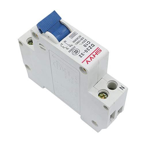 DishyKooker Disyuntor de doble cable DZ30(DPN) 16A