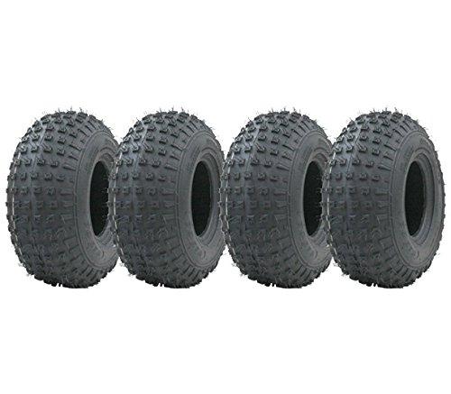 4-145/70-6 - neumático ATV neumático Quad ruedas de remolque 50cc 90cc 110cc Wanda 75 kgs