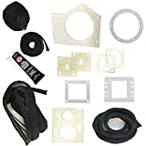 Englander Pellet Stove Complete Gasket Replacement Kit for 25-PDV and 25-PDVC