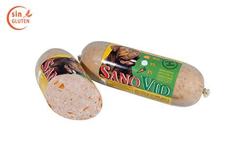 SanoVid Comida húmeda para Perros Pollo