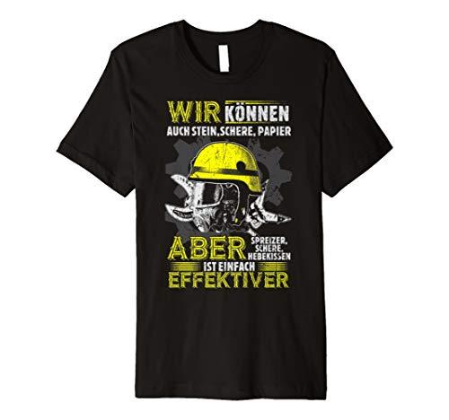 Ehrenamt Stein Schere Papier Tshirt