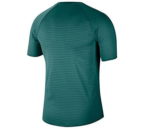 Camiseta de tenis para hombre NikeCourt AeroReact Rafa Slam...