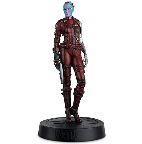 Eaglemoss Marvel Movie Collection Nº 73 Nebula (Guardians of The Galaxy)