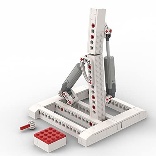 LYCH Lego Star Wars - Soporte para juguetes de construcción del Halcón Milenario para Lego 75105/7965 (solo incluye soporte, no incluye kit Lego)