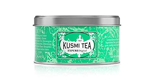 (KUSMI TEA) クスミティー エクスピュア オリジナル 20g缶 [正規輸入品]