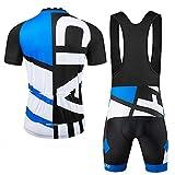Zoom IMG-1 abbigliamento ciclismo uomo salopette pantaloncini