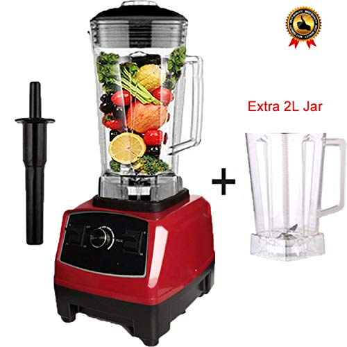 %52 OFF! 3Hp Commercial Grade Home Professional Smoothies Power Blender Food Mixer Juicer Food Fruit...