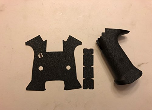 Handleitgrips CZ Scorpion Gun Grip Enhancement Gun Parts Kit, Black