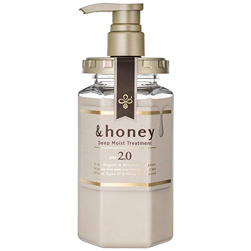 &honey Shampoo & Conditioner Set Organic Hair and Scalp Care for Intense...
