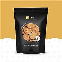 Ketofy - Coconut Keto Cookies (500g) | Bakery Style Gourmet Cookies | 100% Sugar Free | Gluten Free