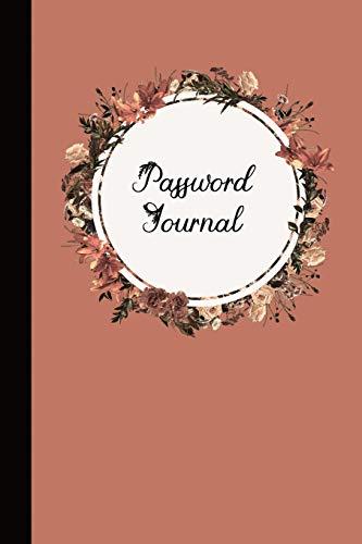 Password Journal: Personal Website Details